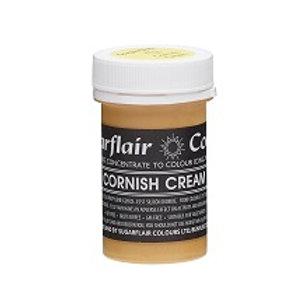 Cornish Cream - Sugarflair Pastel Paste 25g