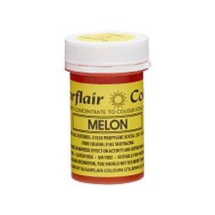 Melon Colour -  Sugarflair Paste 25g
