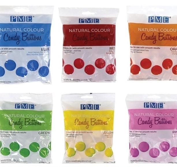Candy Melt Buttons