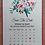 Thumbnail: Save The Date Card - SAVE26042105 - Minimum Order 10 cards