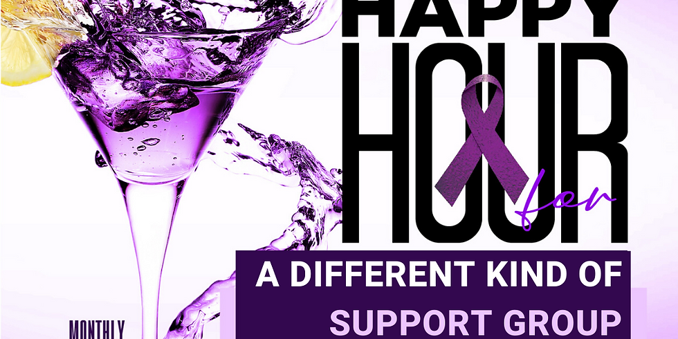 December Caregiver Support Group Happy Hour