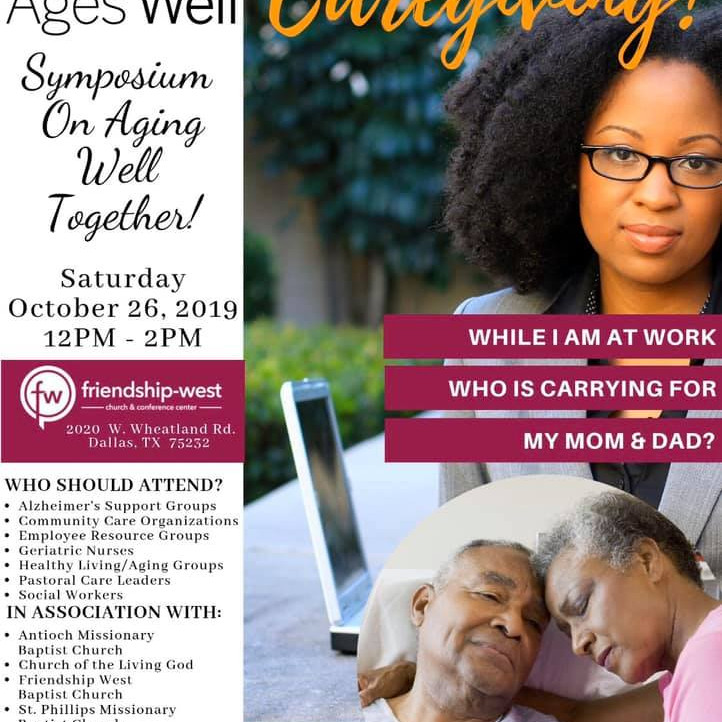 She Ages Well Symposium on Aging