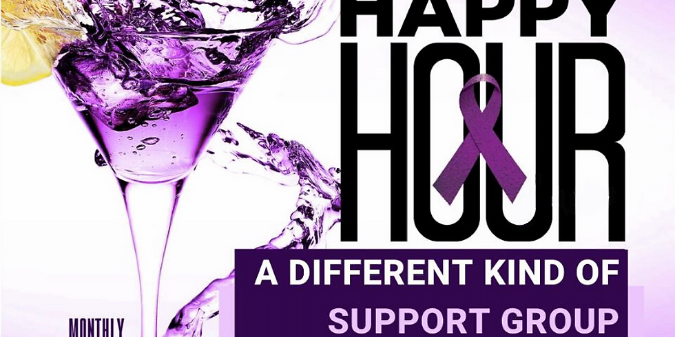 February Caregiver Support Group Happy Hour