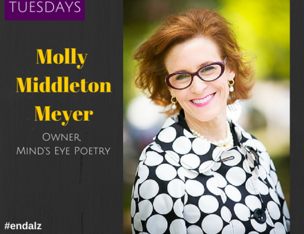 Titan Tuesdays: An Interview with Molly Middleton Meyer of Mind's Eye Poetry