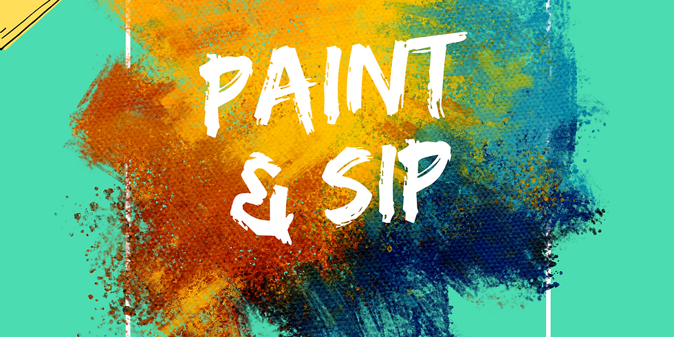 Saturday Night Out! Paint and Sip
