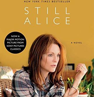 Book Review – Still Alice by Lisa Genova