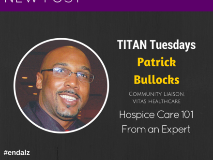 Titan Tuesday: Hospice Care 101 with Patrick Bullocks of VITAS Healthcare