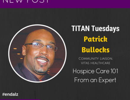 Titan Tuesday: Hospice Care 101 with Patrick Bullocks of VITAS Healthcare