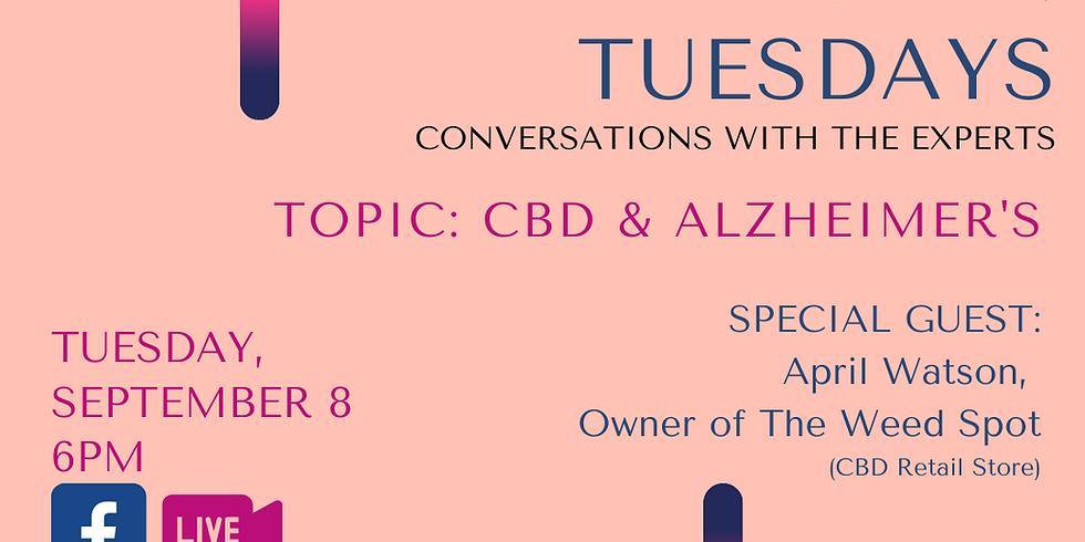 Titan Tuesdays: CBD & Alzheimer's