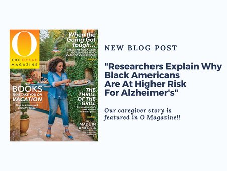 Researchers Explain Why Black Americans Are At Higher Risk For Alzheimer's (oprahmag.com)
