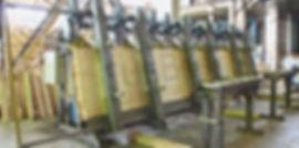 Пресс для склеивания деревянных клееных балок