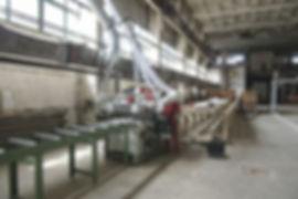 Деревообрабатывающий станок REX для обработки деревянных балок