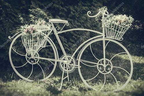 Bicicleta Decorativa Floreira