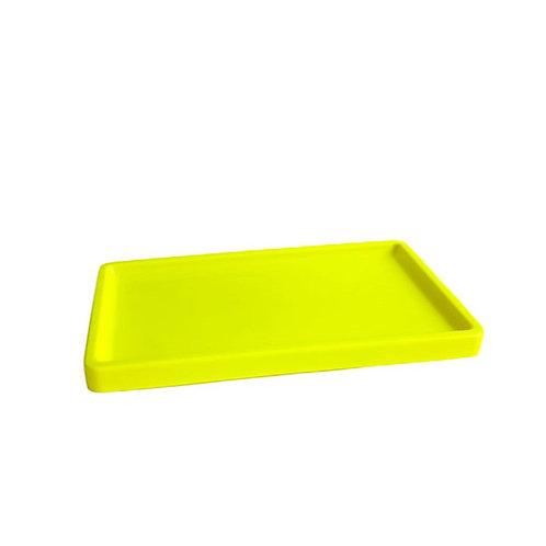 Bandeja Amarelo Neon