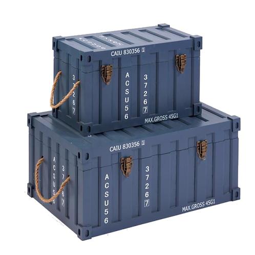 Conjunto Baú Container