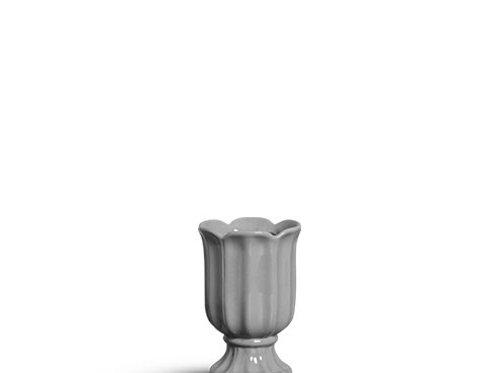 Taça Pétalas Cinza M