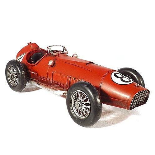 Carro Corrida N.8 Vermelho