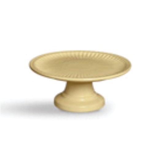 Prato Cerâmica Amarelo M