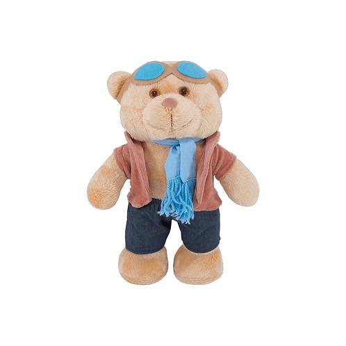 Urso Aviador Pequeno