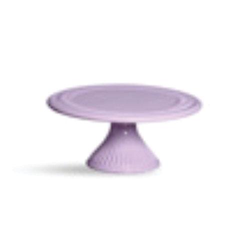Prato Cerâmica Lilás M