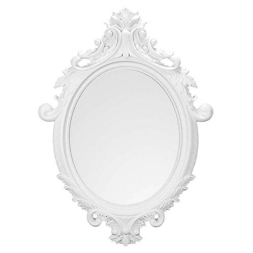 Espelho Oval Rococó