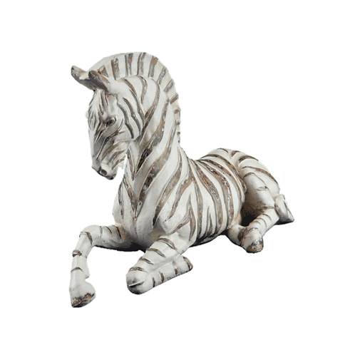Zebra Sentada