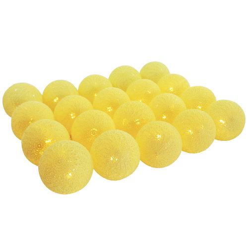Cordão de Led - Amarelo