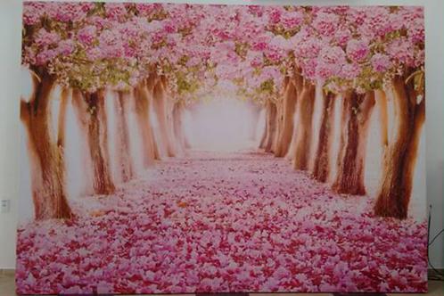 Painel 3D - Ipê Rosa