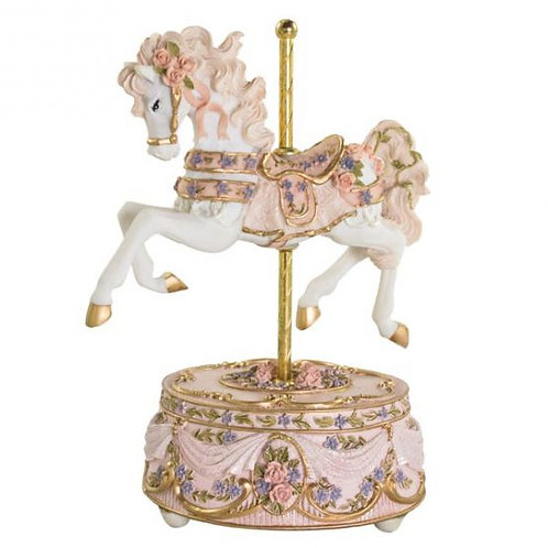 Cavalo Enfeite Musical