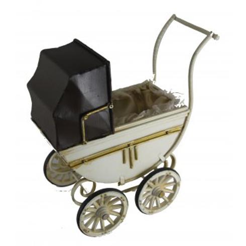 Carrinho de Bebê Vintage