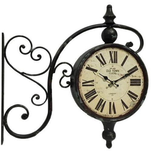 Relógio Estação Roma