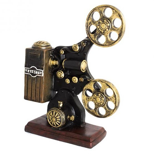 Cinematógrafo Resina