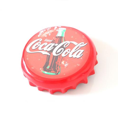 Tampa Coca-Cola Cerâmica