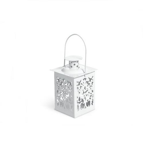 Mini Lanterna Marroquina Branca