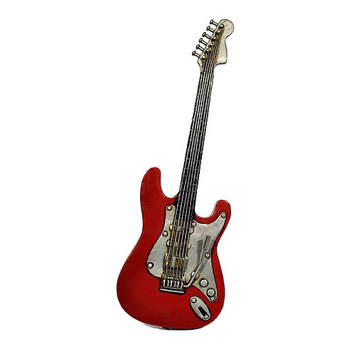 Guitarra Vermelha