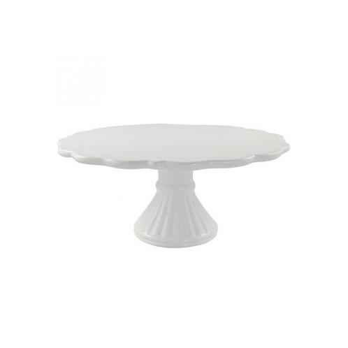 Prato Porcelana Provence Branco M