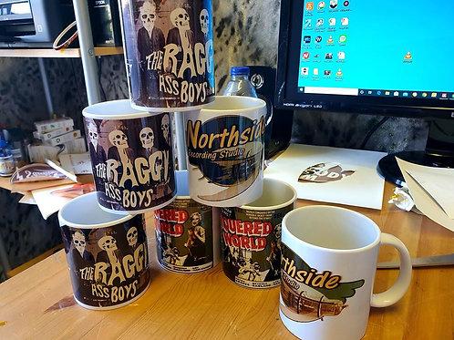 Raggy Ass Boys, Mug..