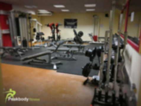 Peakbody Gym, Co.Durham,Chester-le-street