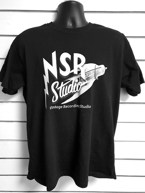 NSR Vintage Recording Studio - T-Shirt