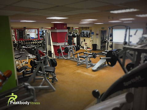 Peakbody Gym, Co.Durham,Chester-le-street