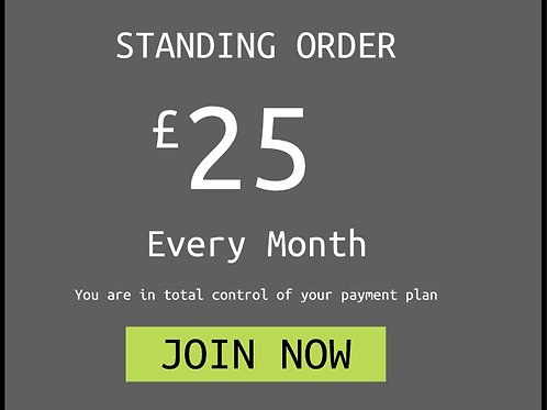 Standing Order (per month)