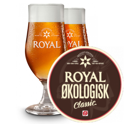 Royal Classic ØKO 4,8% - 30 ltr. FUS.
