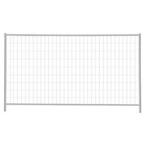 Dagsleje byggeplads hegn 3.5 x 2.0 meter