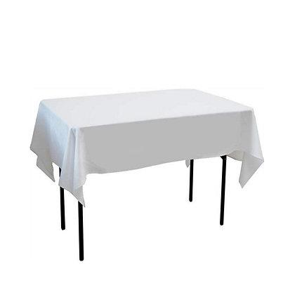 Stof duge Hvide 140 x 220 cm.