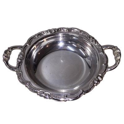 Sølv Kartoffelskåle med hank