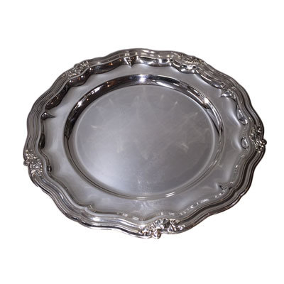 Dække tallerkener Silver
