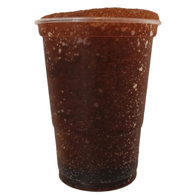 SlushIce Saft Cola smag 2 ltr. (Nok til 12 liter Slushice)