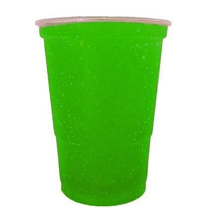 SlushIce Saft Sport Grøn 2 ltr. (Nok til 12 liter Slushice)