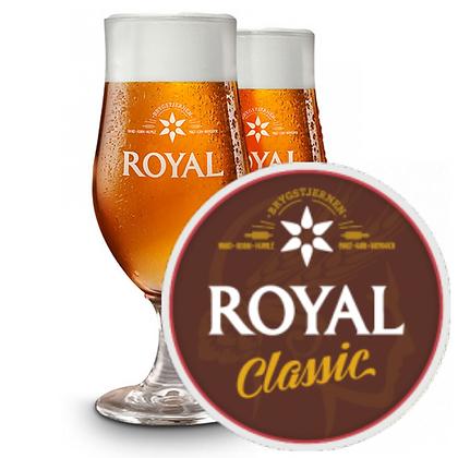 Royal Classic 4,6% - 30 ltr. FUS.
