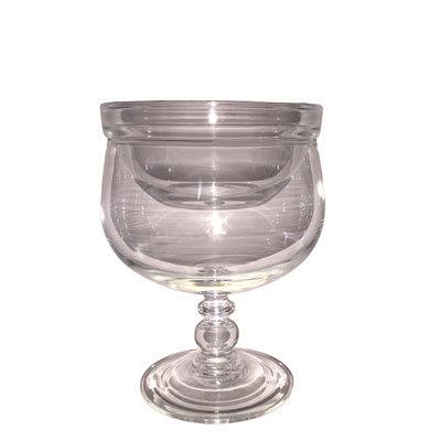 Portionsglas med skål